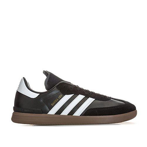 Adidas Herren Samba Core Schwarz Schuhe Turnschuhe Core Black/White/Gum