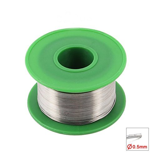 Bluesky 0,5mm 63/37Estaño Plomo Soldadura Rollo de alambre para soldar (Rosin Core carrete para Circuit Board