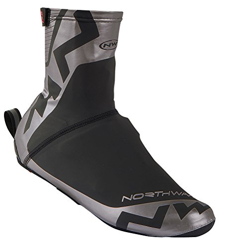 Copriscarpa Northwave H20 Winter Giallo Fluo-Nero