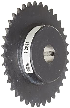 Martin Roller Chain Sprocket Bored To Size Type B Hub