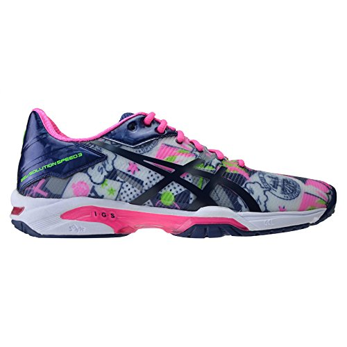 Femme solution Rose Gel Nyc Asics Speed Chaussures e L 3 ZC6qw6d