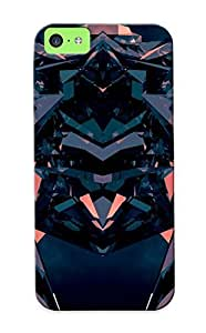 LJF phone case New Statue Out Of Glass Shards Tpu Case Cover, Anti-scratch OJvZYEs3163Olsia Phone Case For iphone 4/4s With Design