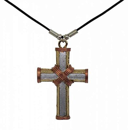 Goth Pendant Cross Necklace | 164