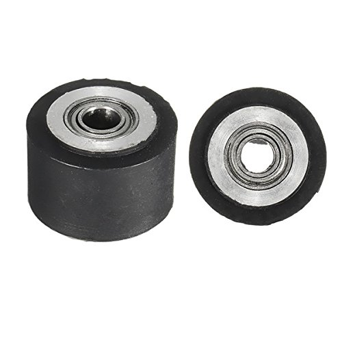 ZHENWOCAI 4x11x16mm Pinch Roller Wheel for Vinyl Cutting Plotter New by ZHENWOCAI (Image #2)