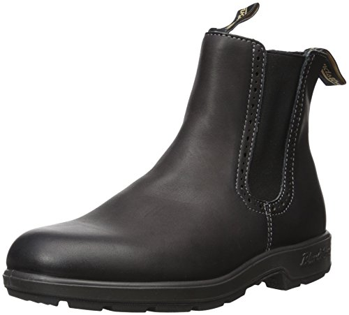 - Blundstone Women's 1448 Chelsea Boot, Voltan Black, 8 UK/11 M US