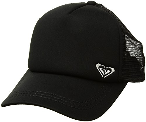 Roxy Women's Finishline Trucker Hat, anthracite One -