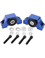 NovelBee Engine Motor Torque Mount Bracket Kit Fit for 1992-2000 Honda Civic EG EK B-Series D-Series B16 B18 B20 D16 (Blue)