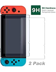 iMW Glass Protector Pack for Nintendo Switch, 2-Pack - Nintendo Switch
