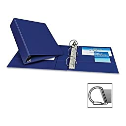 SR11-30-BE Avery Durable Slant Ring Reference Binder - 3\