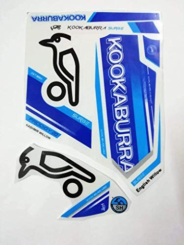 - C2C Kookaburra Surge Cricket Bat Sticker 100% Original