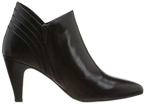 Jonak Daphne - Botas de cuero mujer negro - negro
