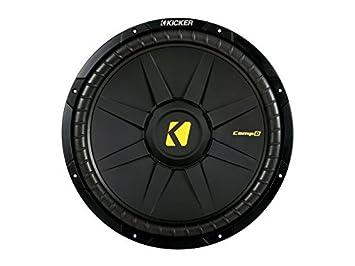 Kicker 40 cWD154 Caisson de basses pour voiture: