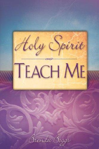 Read Online Holy Spirit, Teach Me Text fb2 ebook