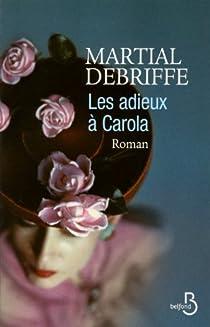 Les adieux à Carola par Debriffe