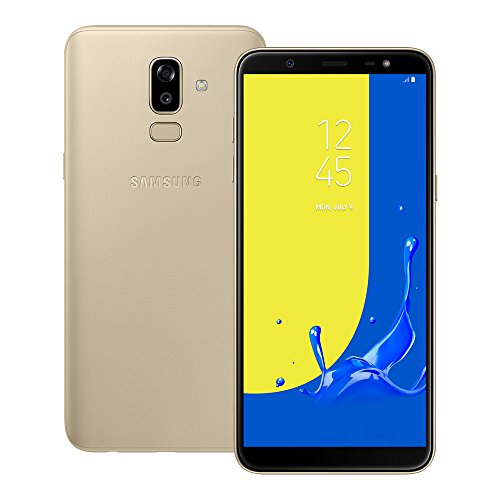 (Samsung Galaxy J8 (SM-J810Y/DS) 3GB / 32GB 6.0-inches LTE Dual SIM Factory Unlocked - International Stock No Warranty (Gold))