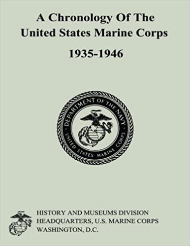 A Chronology of the United States Marine Corps 1935-1946
