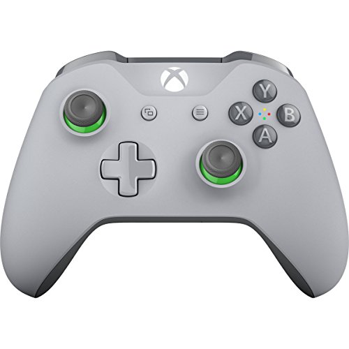 41xM0Od5NuL - Xbox Wireless Controller - Grey/Green