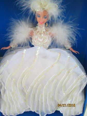 Nakham 1994 Snow Princess Barbie? Enchanted Seasons - Seasons Enchanted Collection