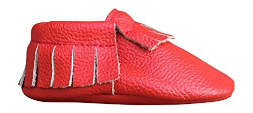 0d6fce9b4b7 Lucky Love Baby Moccasins • Premium Leather • Infant
