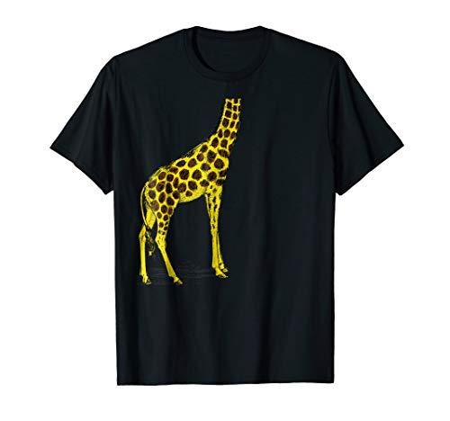 Optical Illusion Halloween Costumes (Giraffe Body Shirt Optical Illusion Halloween)