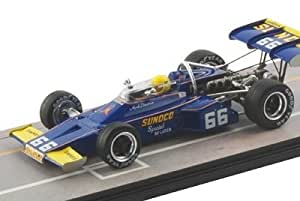 McLaren M16B, No.66, Winner Indy 500 1972 - Mark Donohue in 1:43 Scale by Spark