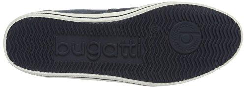 Bugatti F48133, Zapatillas para Hombre Azul (Jeans 455)