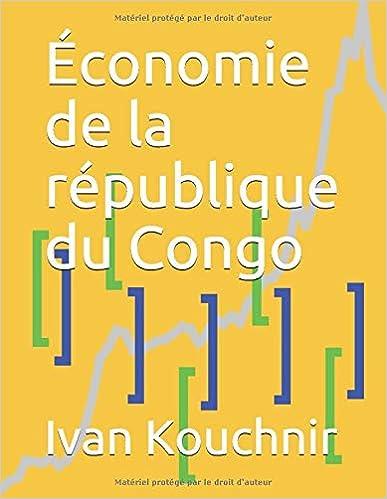 Économie de la république du Congo