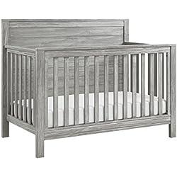 DaVinci Fairway 4-in-1 Convertible Crib, Rustic Grey