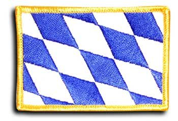 bavaria-german-state-rectangular-patch