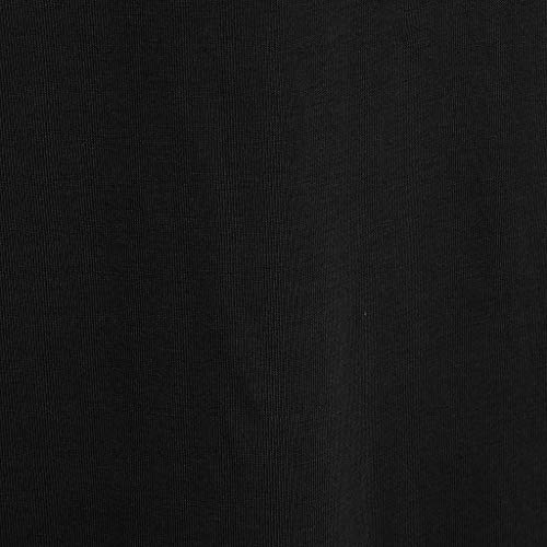 Long Womens MagiDeal Vest Black Dress Loose Stretch Casual Sleeveless 4d0cv7rqw0
