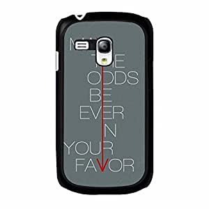 New Item The Hunger Games Phone Case Cover For Samsung Galaxy S3 mini The Hunger Games Stylish