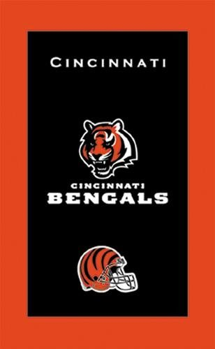 KR Strikeforce NFL Towel Cincinnati Bengals, Multi by KR