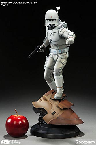 Star Wars - Boba Fett Ralph McQuarrie Statue (Model Boba Fett)