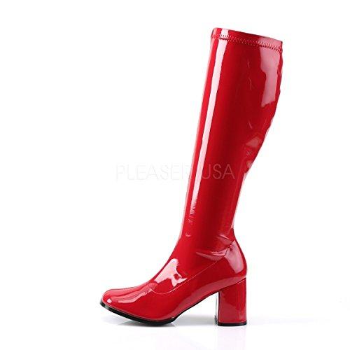 chaussures Heels de verni homme pour Higher YqUgAnnw