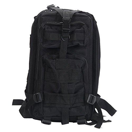 Hot Outdoor Neutral Adjustable Military Tactic Backpack Rucksacks Hiking Travel