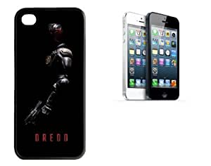 iPhone 5 Case With Printed High Gloss Insert Judge Dredd
