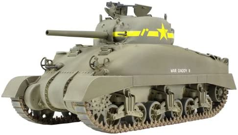NEW ASUKA MODEL 1//35 U.S Medium Tank M4A1 76mm Sherman Kit 35047 from Japan F//S