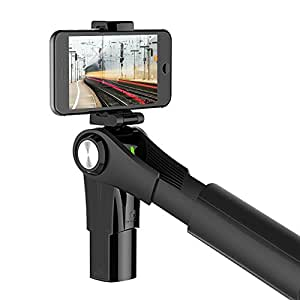 Snoppa M1 - 3 axis gimbal stabilizer for iPhone & Android Phone - Create smooth video with your smartphone. Works with all IPhone & Android including IPhone 8 8 Plus 7 Plus 6 Plus Samsung Galaxy S8 S7