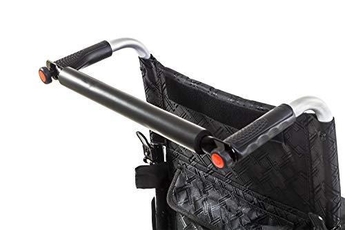 KosmoCare Duramate Light Premium Imported Ultra Lightweight Foldable Power Wheelchair