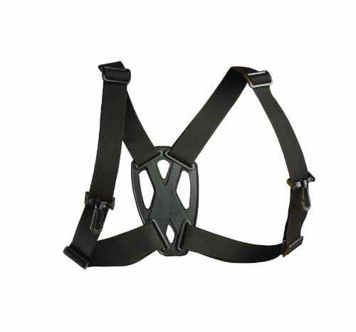Cheap Allen Deluxe Binocular Strap Harness, Black