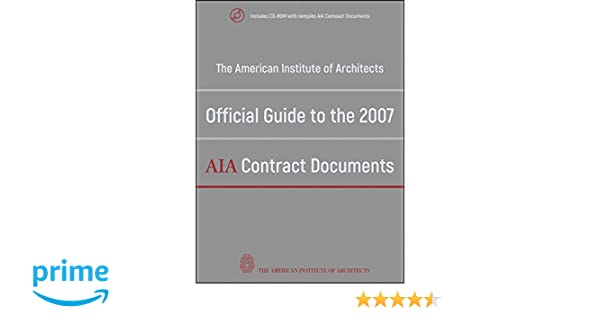 Amazon com: The American Institute of Architects Official