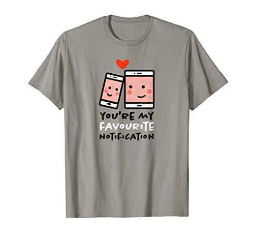 Long Distance Relationship T shirt - Social Media Lovers