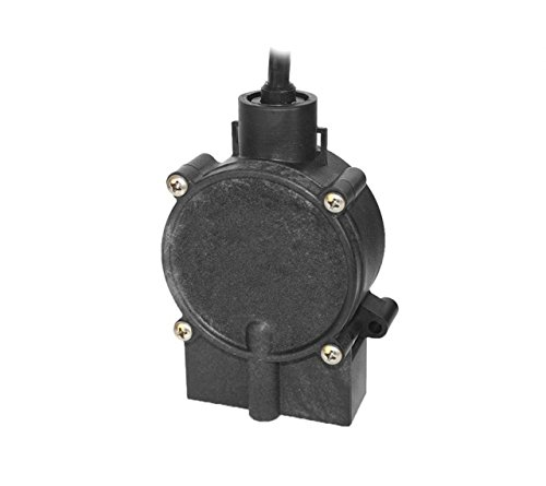 Little Giant 599019, RS-5LL Piggyback Diaphragm Switch with 2'' - 3'' / 1/2'' - 1-1/2'' On/Off Level & 25 ft. Cord, 115V, 3 pcs