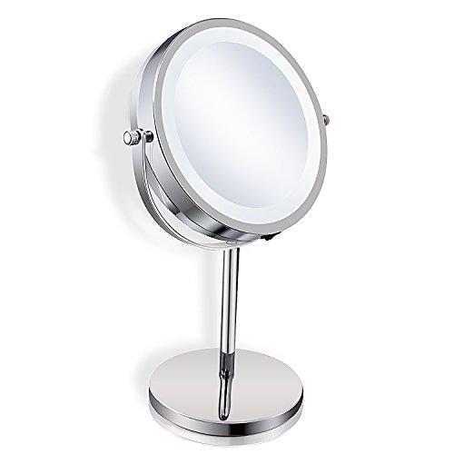 Vanity Mirror 3x Magnification - 9