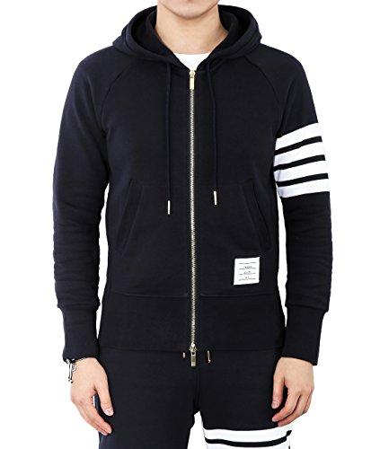wiberlux-thom-browne-mens-striped-sleeves-zip-up-hoodie-size-0-navy