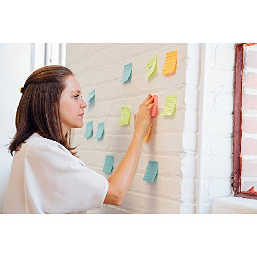 Sticky Notes Lined 3x3, 10 Pads/Pack, 70 Sheets/Pad, 5 Colors, Individually Package Colorful Self-Stick Notes for Home, Office by UDOIT (Image #4)'