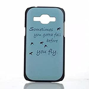 PIZU Hard PC Case High Quality Ultra Thin PC Case Cover for Samsung Galaxy J1 Swallows