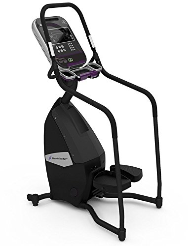 StairMaster FREECLIMBER Series 8 StairClimber with LCD Console for Home Gym or Fitness Studio - Step Climber - Step Machine