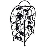 Pangaea Home and Garden BT-W057-K 11 Bottle Iron Wine Rack with Grape Vines Review