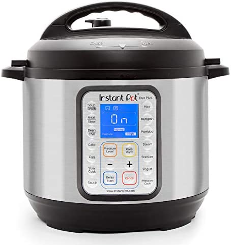 Instant Pot 6qt Duo Plus 9-in-1 Multi-Use Programmable Pressure Cooker 	IP-DUO Plus60
